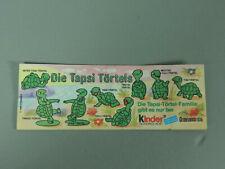 Hpf-Bpz: Tapsi Tortues 1987 (100% Original)
