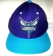 meet 00af4 7a42f Charlotte Hornets Mitchell   Ness Hat Cap NBA Basketball Wool Blend Men s  ...