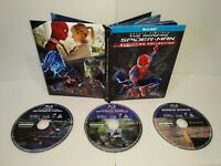 The Amazing Spider-Man Evolution Collection - Blu Ray - PAL Zone 2 Très bon état
