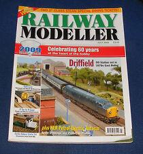 RAILWAY MODELLER VOLUME 60 NUMBER 704 JULY 2009 - DRIFFIELD