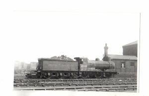 Rail Photo LNER GNR 060 J4 65486 Colwick shed Nottinghamshire nottingham 2view
