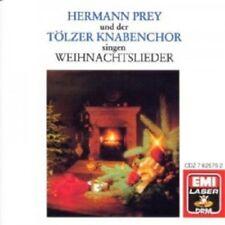 H./TÖLZER KNABENCHOR PREY - WEIHNACHTSLIEDER CD 14 TRACKS BARITON & CHOR NEW+