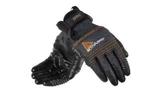 Ansell ActivArmr 97-008 Multipurpose Medium Duty Gloves, medium