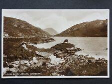 Ireland GALWAY Connemara LOUGH MUCK, Leenane c1936 RP Postcard