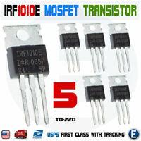 10 x NDF02N60ZG NDF02N60Z NDF02N60 F02N60 TO220F N-Channel Power MOSFET