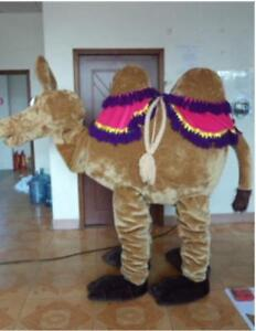 Advertising Camel Mascot Costume Suits Cosplay Party Game Dress Adults Halloween