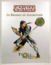 In Search of Adventure (Free RPG Day 2012) Kim Hartsfield Troll Lord Games