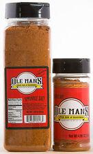 Award Winning Ole Man's Spice Rub & Seasoning! Very Low Salt! Free Shipping