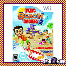 Big Beach Sports 2 (Nintendo Wii) Brand New