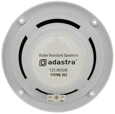 "Adastra 125.063 6.5"" Water Resistant Speakers For Pools/Bathroom Installations"