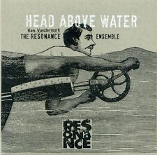 2CD THE RESONANCE ENSEMBLE Head Above Water, Feet Out Of The Fire VANDERMARK
