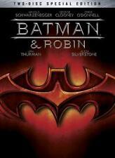 Batman & Robin DVD (2005) George Clooney