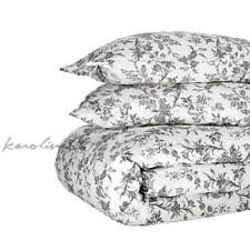 Ikea Alvine Kvist 3p Set Duvet Quilt Cover Full Queen French Country Toile Roses