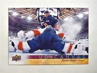 2017-18 17-18 Upper Deck UD Series 1 Canvas #C57 Kevin Hayes