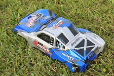 Traxxas Slash 1/10 Body Blue Slayer Shell Cover RC Car
