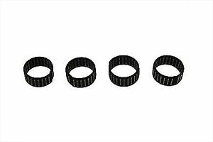 Transmission Four Piece Bearing Set for Harley Davidson by V-Twin