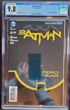 Batman 21 CGC 9.8 First Print - 1st appearance of Duke Thomas