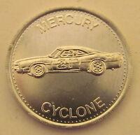 Hot Wheels Mercury Cyclone Shell's Coin Game '72 Premium Hotwheels
