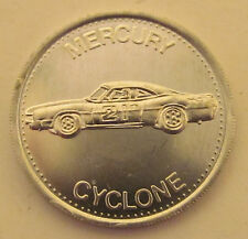Hot Wheels Mercury Cyclone Shell's Coin Game '72 Premium Hotwheels