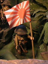 PLAYMOBIL CUSTOM JAPONESE 7TH INFANTRY (SNLF)(PACIFIC ISLANDS-1944) REF-0015 BIS