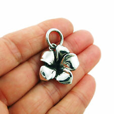 925 Taxco Sterling Silver Flower Pendant