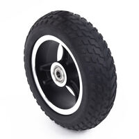 6X2 Rubber Solid Tire Tyre Replacement Wheel Anti Slip Fit For Electric Scooter