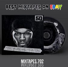 50 Cent - The Kanan Tape Mixtape (CD/Front/Back Cover) G Unit 2015