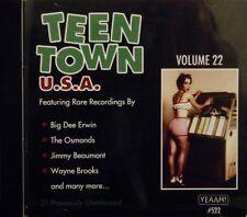TEEN TOWN U.S.A. - Volume #22 - 25 VA Tracks