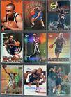 Stephon Marbury (Timberwolves/Nets) 9 Basketball-Insert-Card Lot Trading Card Sammlungen & Lots - 261329