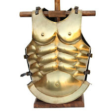 Medieval Lael's Roman Gladiatorial Arena Brass Cuirass Body Armor