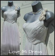 Oasis-Nuevo Vintage un hombro vestido Talle 10 eu36/38
