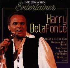 Harry Belafonte Island in the sun (compilation, 16 tracks) [CD]