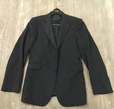 Costume National Italy Slim Fit Mens Wool Tuxedo 48R/38R 32x30 RARE $2500