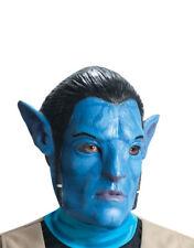 Avatar Costume Accessory, Mens Jake Sully 3/4 Mask