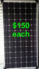 SOLAR PANEL 260 WATTS 24 VOLTS 72 CELL BRAND NEW