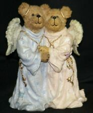 Boyds Beats & Friends Bearstone Collection #2277947 Heavenly Friends