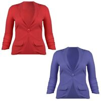 Damen Jersey Blazer in verschiedenen Farben