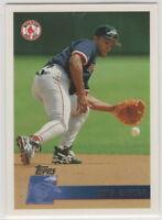 1996 Topps Baseball Boston Red Sox Team Set
