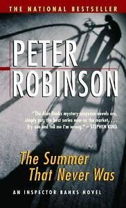 The Summer That Never Was by Robinson, Peter