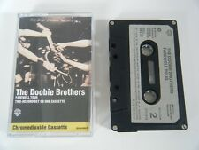 THE DOOBIE BROTHERS FAREWELL TOUR CASSETTE TAPE 1983 PAPER LABEL WARNER BROS