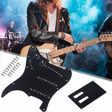 7 Sound Loaded SSS Guitar Pickguard Alnico V Pickup Stereo Jack for Strat ST USA