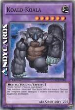 3x Koalo-Koala ☻ Comune ☻ ORCS IT094 ☻ YUGIOH ANDYCARDS