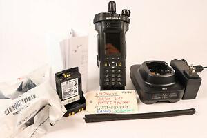 Motorola APX7000XE  700/800 - VHF + FPP 3.5 w/ 5 Algo's accessories & Tags