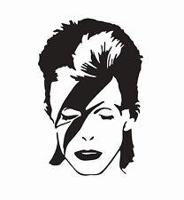 David Bowie Music Band Die Cut Car Decal Sticker - FREE SHIPPING
