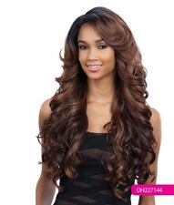 KARISSA BY FREETRESS EQUAL DEEP INVISIBLE 'L' PART SYNTHETIC LACE FRONT WIG