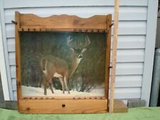 Bow & Arrow Wall Rack Deer