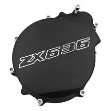 Left Engine Stator Cover Crankcase For Kawasaki Ninja ZX6R ZX636 2003-2004 03 04