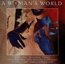 A Woman's World Céline Dion, Patricia Kaas, Beverley Craven, Susanna Hoff.. [CD]