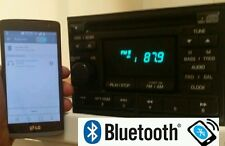 95-99 Nissan Maxima Xterra Frontier Altima AMFM CD PN-2218I Bluetooth OEM STEREO