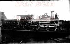8CC653 RP 1910s?/40s? NYO&W ONTARIO & WESTERN RAILROAD 4-4-0  LOCO #74